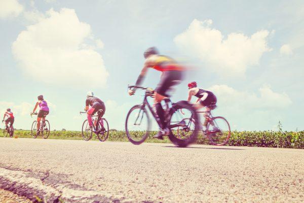 土浦市が本拠地の自転車チームも運営