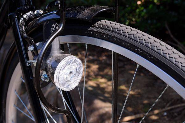 自転車用ライトの種類