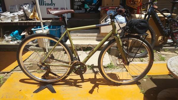 オリジナルグラベルバイク!特価!